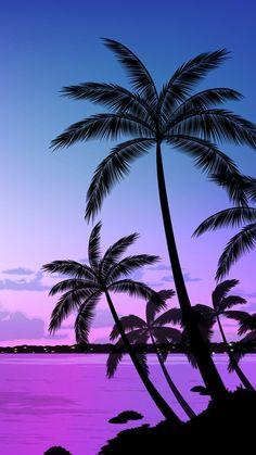 Beachy wallpaper iphone summer backgrounds palm trees Ideas for 2020 Sunset Iphone Wallpaper, Beach Sunset Wallpaper, Summer Wallpaper, Nature Wallpaper, Wallpaper Backgrounds, Wallpaper Quotes, Iphone Wallpapers, Ocean Wallpaper, Music Wallpaper