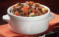 What better to warm up a chilly day than a delicious bowl of stew? This flavorful stew is made with fresh vegetables, lean beef and Dash™ Garlic & Herb Seasoning Blend.