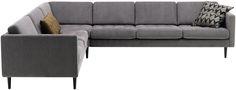 Modern corner sofas - Quality from BoConcept