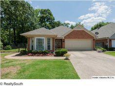 117 Calumet Cir, Trussville, AL 35173 - culdesac lot, large garden home....looks are deceiving!