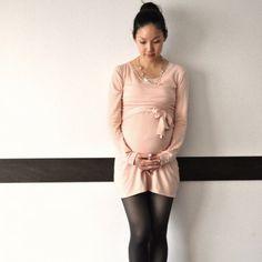 Mini-robe de grossesse - Marie Claire Idées