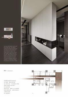 Shelf Design, Cabinet Design, Design Case, Built In Furniture, Cabinet Furniture, Furniture Design, Interior Design Awards, Interior Decorating, Partition Design