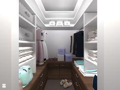 Garderoba styl Nowoczesny - zdjęcie od Patrycja Bedyk Studio Projektowe - Garderoba - Styl Nowoczesny - Patrycja Bedyk Studio Projektowe