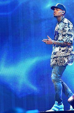 Attend Chris Brown Concert