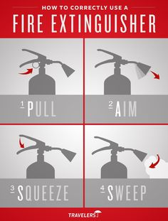 How to Use a Fire Extinguisher | Travelers Insurance