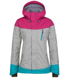 O'NEILL WOMENS SNOW CORAL JACKET