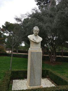 Maestro Federico Chueca. Parque del Retiro