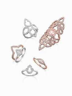 Here you will find elegant rings in silver, rose and yellow gold for women. Discover our 925 Sterling silver jewelry in the THOMAS SABO Online Shop! Thomas Sabo, Sterling Silver Jewelry, Fashion Jewelry, Rose Gold, Brooch, Elegant, Fall, Summer, Women