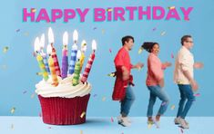 Discover & share this Birthday GIF with everyone you know. GIPHY is how you search, share, discover, and create GIFs. Happy Birthday Rainbow, Happy Birthday Status, Happy Birthday Friend, Happy Birthday Funny, Happy Birthday Parties, Happy Birthday Messages, Happy 1st Birthdays, Happy Birthday Greetings, Happy Brithday