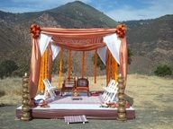 Mandap Wedding theme