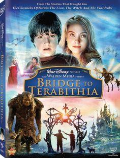 Bridge To Terabithia, was a good movie (based on the book).
