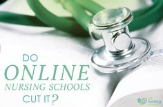 Do Online Nursing Schools Cut It? Lpn To Rn Programs, Nursing Programs, Nursing Degree, Nursing Career, Pediatric Registered Nurse, Associates Degree In Nursing, Nursing School Prerequisites, Online Nursing Schools, School Choice