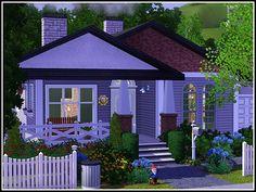 The Reily House - Sims 3