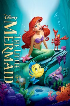 remember going to see this in the theaters when it came out...back in the day (Walt Disney's The Little Mermaid (Diamond Edition))