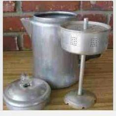 Coffee Pot 1960...mami los uso por muchos años.