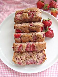 Galexi Cupcakes & Sweets: Strawberry Banana bread