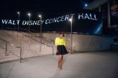 Monique Cooper Walt Disney Music Hall.