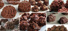 Chocolate Macaroons.... https://grannysfavorites.wordpress.com/2016/03/31/chocolate-macaroons-2/