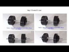 Adjustable Dumbbell Set - 2 100 lb. Adjustable Dumbbells (200 lbs. Total) - http://adjustabledumbbellstoday.com/adjustable-dumbbell-set-2-100-lb-adjustable-dumbbells-200-lbs-total/