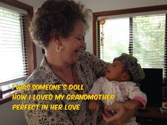 Now that I am a granny, I miss mine even more, grateful for their love. #haiku
