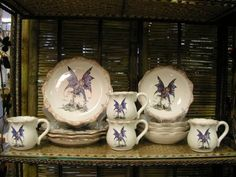 Tuscany Amy Brown Fairy Hand Painted 16 Pcs Dinner Set by ACK, http://www.amazon.com/dp/B00AAR4SXI/ref=cm_sw_r_pi_dp_Te.asb16SYAZW