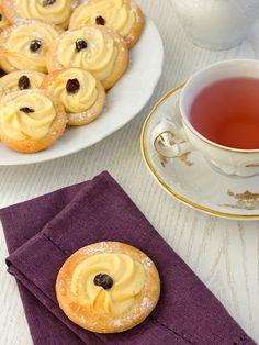 Linecké koláčky s tvarohem | Pečení a vaření | Bloglovin'