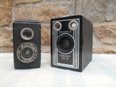 Vintage Brownie Target Six 16 Camera Eastman Kodak by Swansdowne