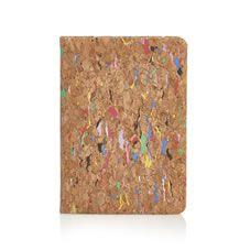 Wilko Unearthed Cork Notebook A6