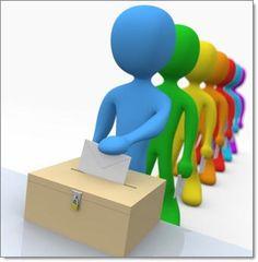 25/10 - Hoje é o dia da democracia!