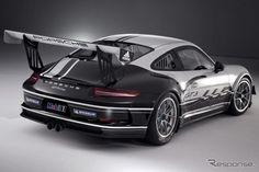 ポルシェ 911 新型、GT3 カップカー発表(レスポンス)の画像