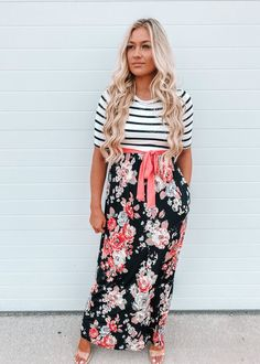floral Floral Tops, Floral Outfits, Skirts, Fashion, Moda, Top Flowers, Fashion Styles, Skirt