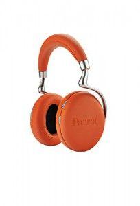 #Parrot #Zik 2.0 #Casque audio Bluetooth by Philippe #Starck – Orange #Zik2