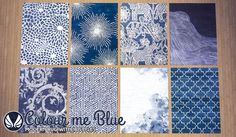 I am continuing the colour theme for my Colour Me rug sets, and this week we are looking at the colour blue. I love how these turned out, and hope you like them too. Most of the rug designs were found...