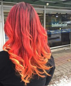 Firehair #elumen#tukkatalo#turvallinenhiustenvärjäys Long Hair Styles, Beauty, Beleza, Long Hair Hairdos, Cosmetology, Long Hairstyles, Long Hair Cuts, Long Hair, Long Haircuts