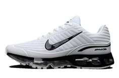 hot sales c9ec7 eb0f3 Men s UK Nike Air Max 360 KPU TPU Shoes White Black Trainers UK Sale Air