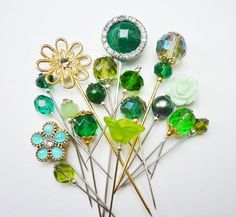 Hijab Pin Mixes by Rubina Kadir
