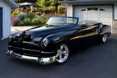 1949 Cadillac Custom Convertible