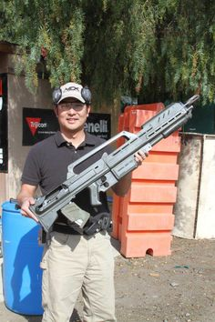 Morita rifle (Japan) AKA the rifle from star ship troopers the first movie