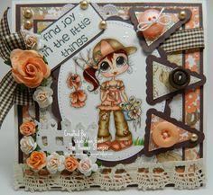 Handmade OOAK Cards by The Hoosier Stamper