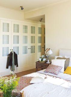 8 soluciones para integrar el armario · ElMueble.com · Dormitorios