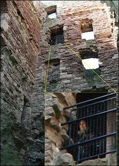 Ghost photo baffles experts An eerie image of a figure at a Scottish..
