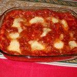 la mia super lasagna napoletana
