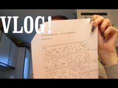 Vlog! Hjemmeopgave i psykoendukation :)