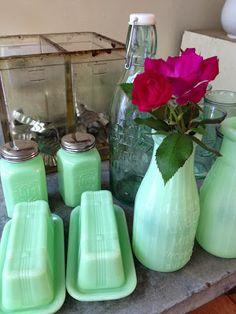 jadeite kitchen things. scarlett scales house franklin TN