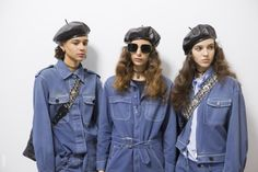 The New Blue Collar: How Denim Workwear Has Evolved via @wgsn_official