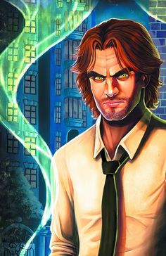 Fables: The Wolf Among Us (2015) Issue #8