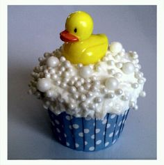 rubber ducky cupcakes | Rubber Duckie Cupcake Facebook.com/pages/dream-sweets-couture-cupcakes