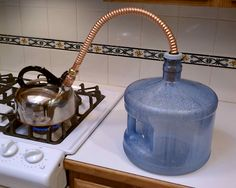 Make a Water Distiller That Makes Dirty Water Drinkable With Supplies you Have - Healthy Debates