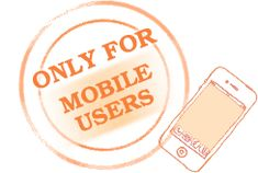 only for mobile users