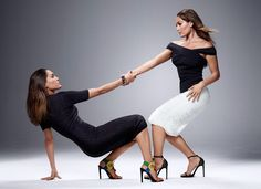 The Bella Twins couldn't wait for their Latina cover shoot.  Nikki and Brie Bella brought the cameras of Total Divas on set with them to give fans a behind the scenes look at their August 2016 cover shoot.